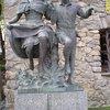 Скульптурная композиция «Танец»