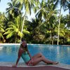 Бассейн в отеле Eva Lanka 4*