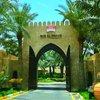 Ворота на территорию отеля