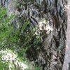 у водопадов Руфабго