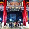 В канун нового года тайские китайцы молятся.