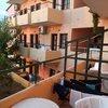 Уютные трех-четырех этажные корпуса гостиницы