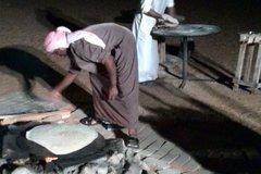 Ужин с бедуинами в Рас аль-Хайме