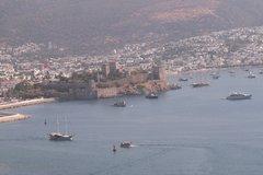 Замок Бодрум и музей подводной археологии