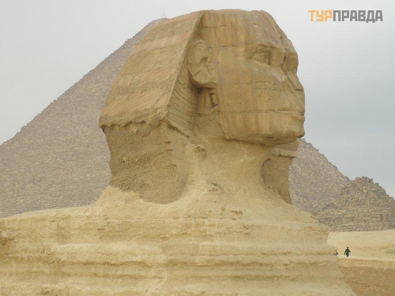 Скульптура Большой Сфинкс
