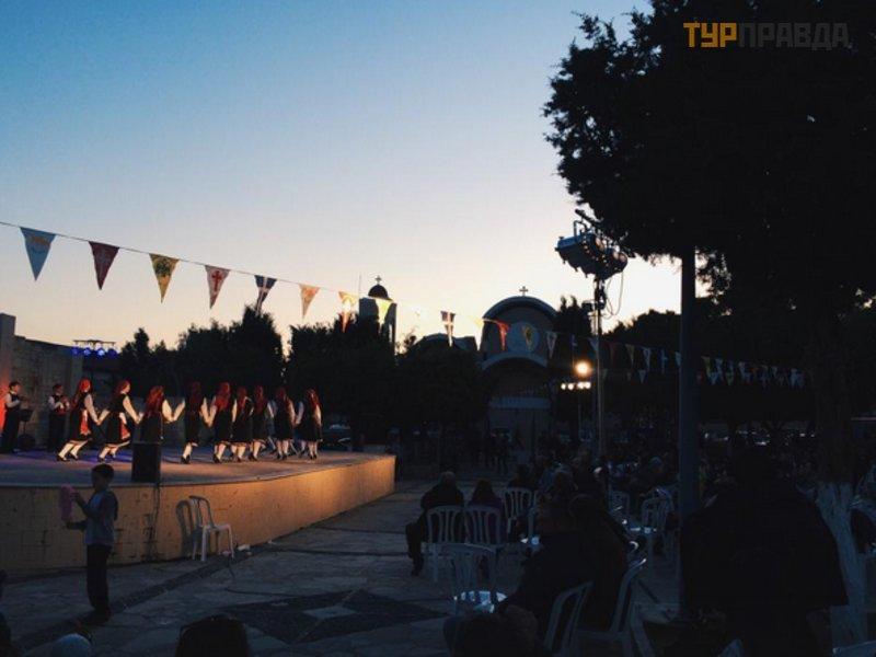 Площадь Айя Напа