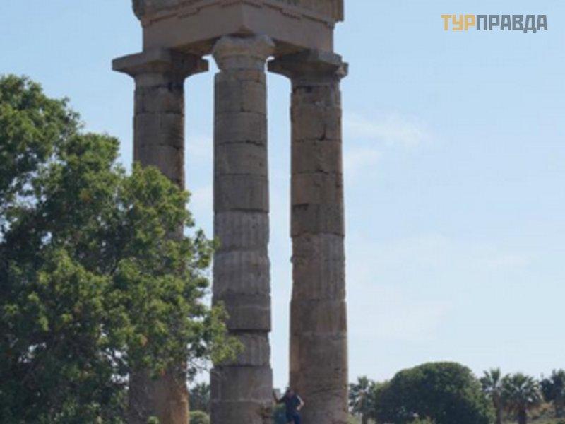 Акрополь Родоса