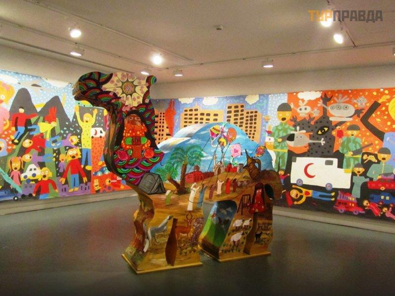 Музей изобразительных искусств Шарджи