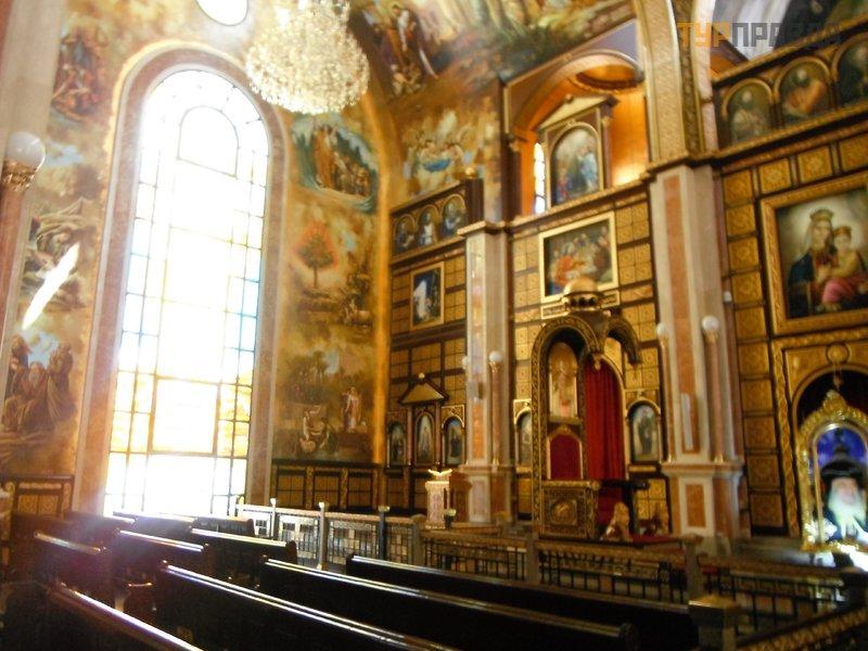 Коптская церковь в Шарм-Эль-Шейхе