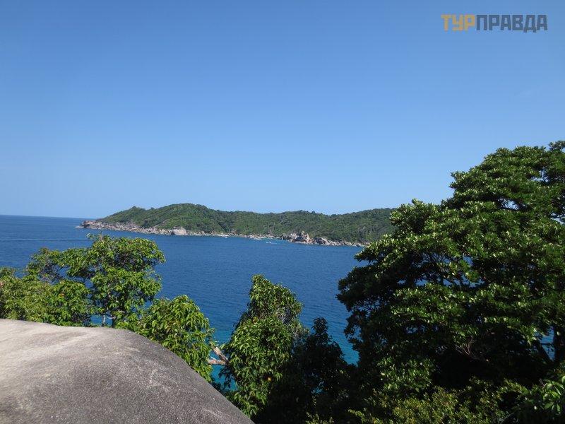 Национальный парк Симиланских островов