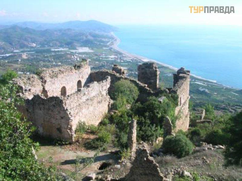 Древний город Сиедра